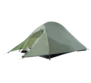 Illumina X 1.35kg Ultralight Hiking Tent - Forest Green-Novaprosports