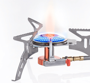Foldable Lightweight Camping Stove-Novaprosports
