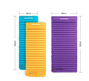 Sleeping Mats 0.95kg Large - Purple-Novaprosports