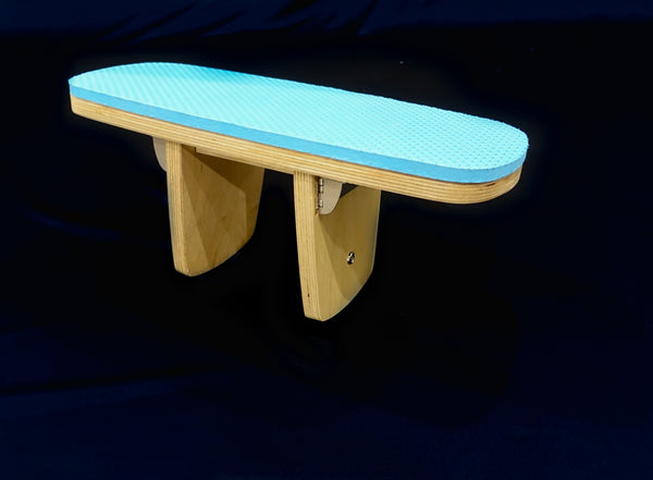 "7""  Swizzle Stool For anyone over 6-1 or with tight knees"