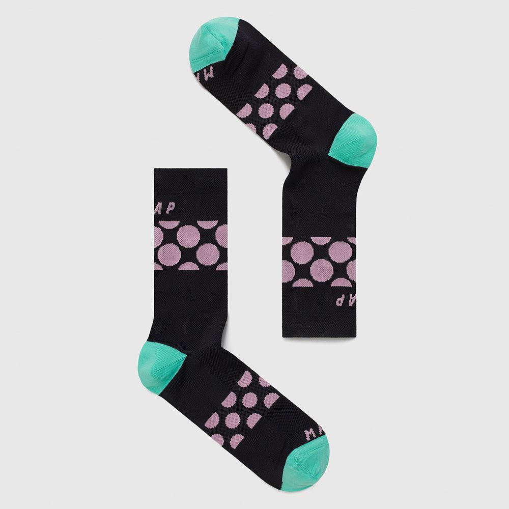 Block Dot Sock