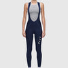 Women's Team Thermal Bib Tights - Navy