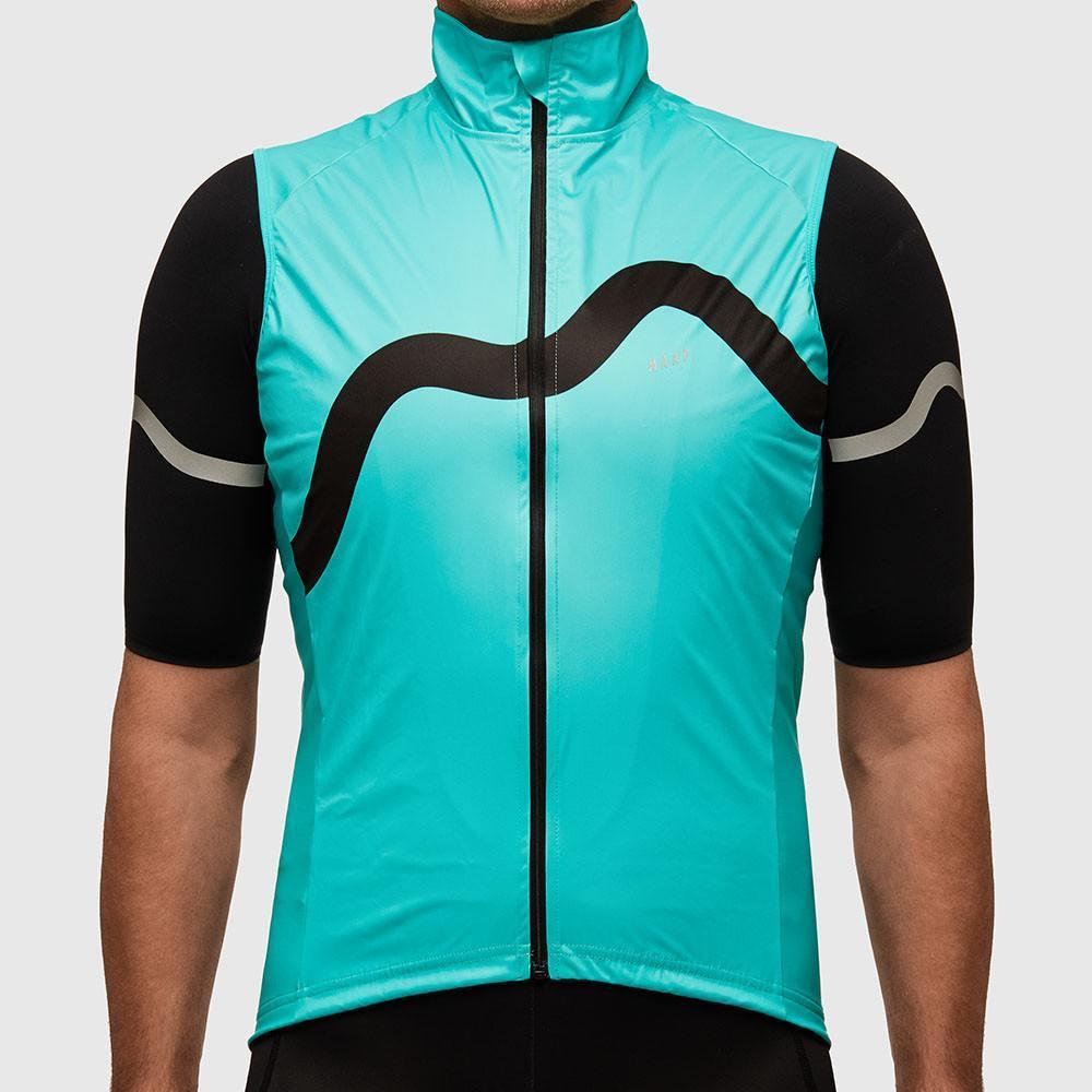 Base Thermal Vest - Aqua