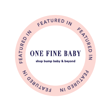 As featured in One Fine Baby