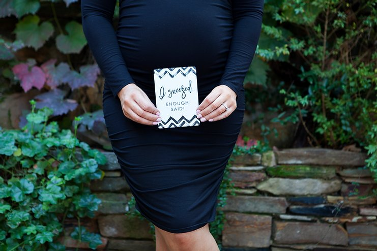 Seriously - Preggo Pack Milestone Cards