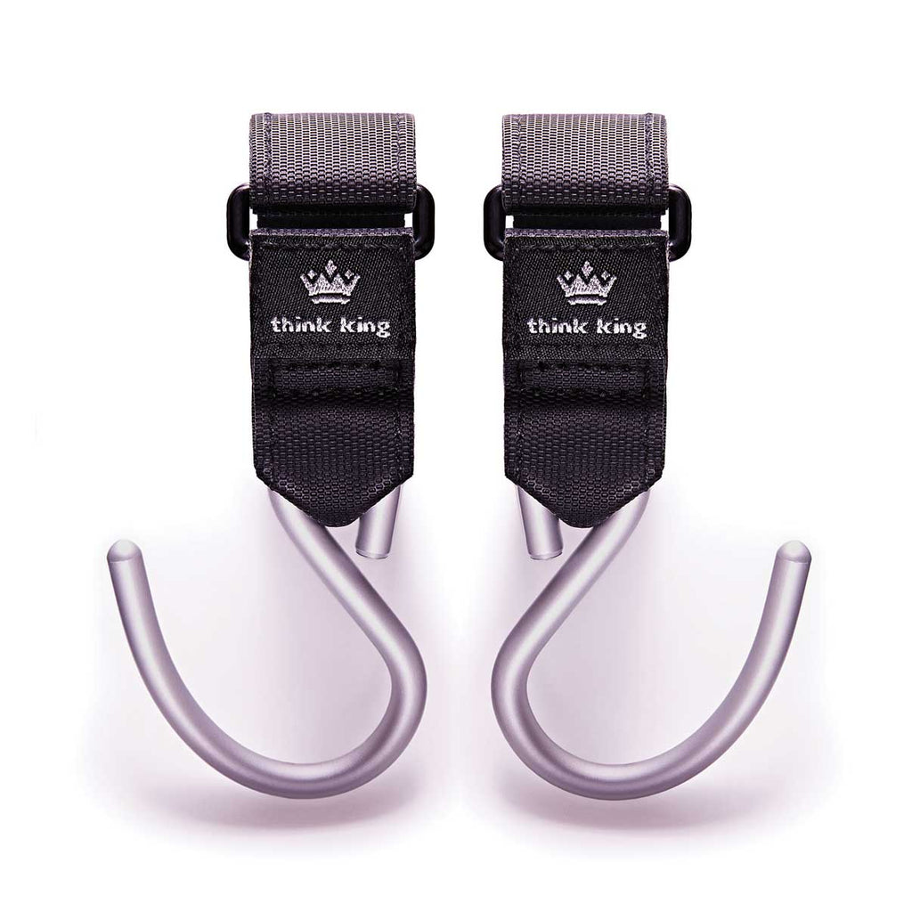 ThinkKing Mighty Buggy Hooks (Stroller/Pram Hooks)