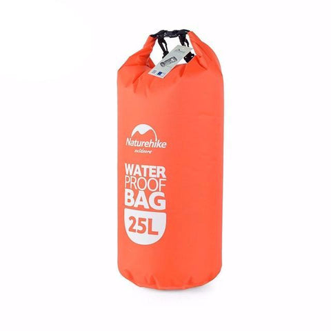 Water Proof Bag 25L - Orange