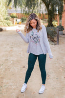 Encompassed in Love Long Sleeve Tunic