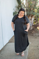Fallen For You Maxi Dress
