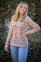 Mocha Sands Sweater