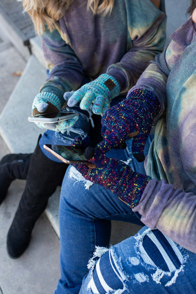 C.C. Touchscreen Winter Gloves
