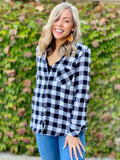 Checkmate Fleece Lined Flannel