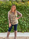 Happy Trails Long Sleeve Top