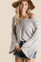 Intricate Beauty Pullover