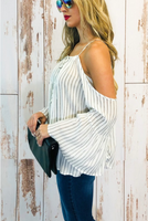 Casual Yet Dressy Cold Shoulder