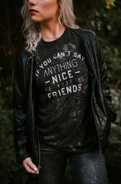 Be Friends Tee