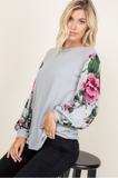 Forever Yours Puff Sleeve Top