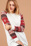 Tis' The Season Holiday Raglan