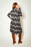 Doing Just Fine Chevron Duster