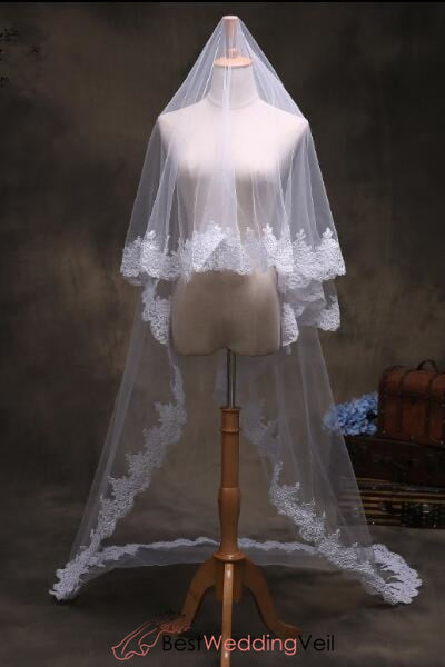 affordable-lace-bridal-veils-and-wedding-veil-long-length-tulle