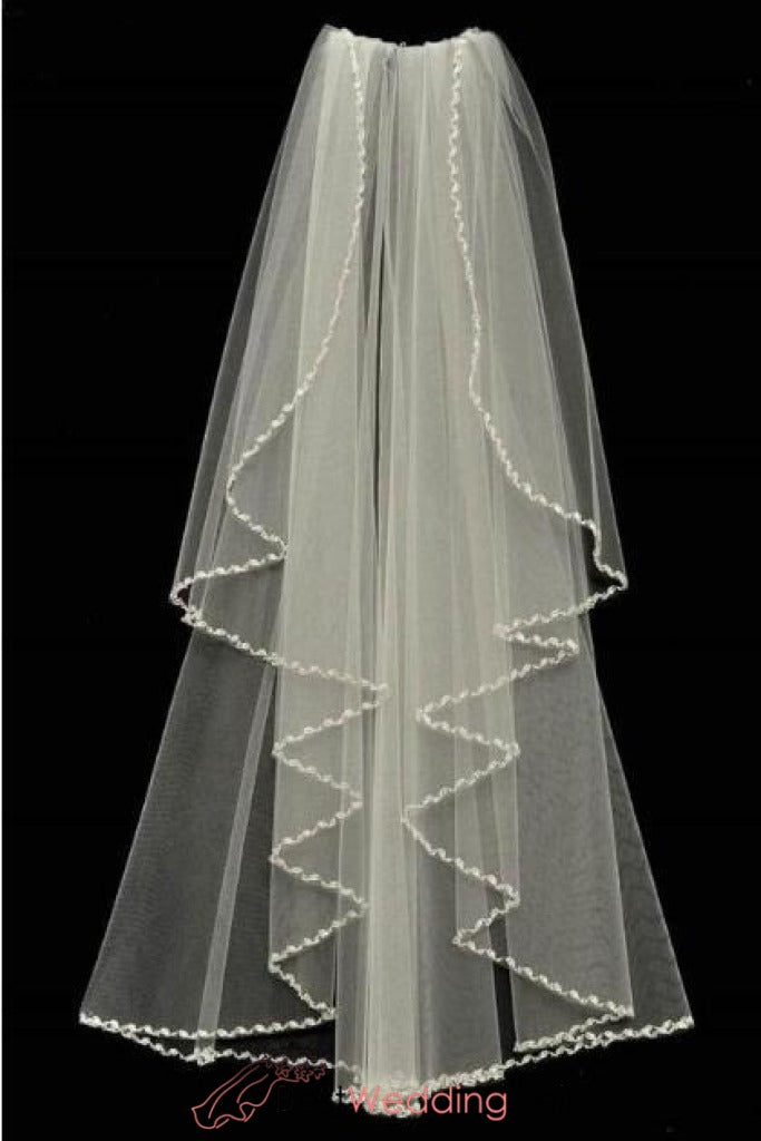 angel-cut-beaded-crystal-edge-fingertip-length-wedding-veil