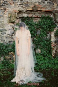 ballet-length-blusher-wedding-veil-drop-style