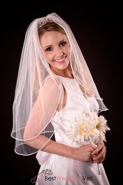 beaded-wedding-veils-with-diamonds-satin-edge-pencil-bride-veil-online