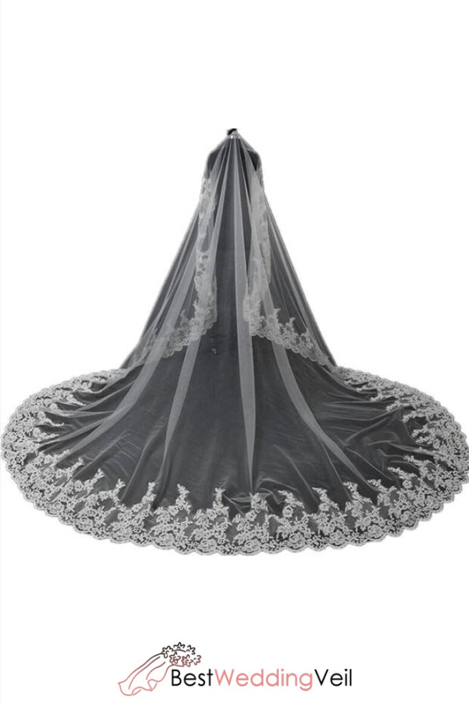 buy-wedding-veils-cathedral-length-lace-applique-edge