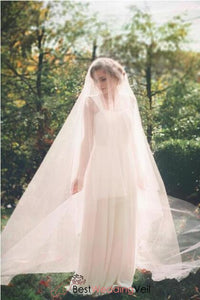 cathedral-wedding-veil-drop-veil-with-smooth-cut-edge-circle-cut