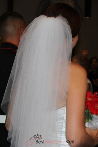 classic-2-tier-waist-length-wedding-veil-with-comb