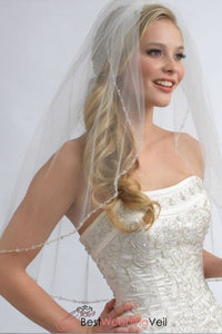 crystals-and-pearls-wedding-veil-elbow-length-style