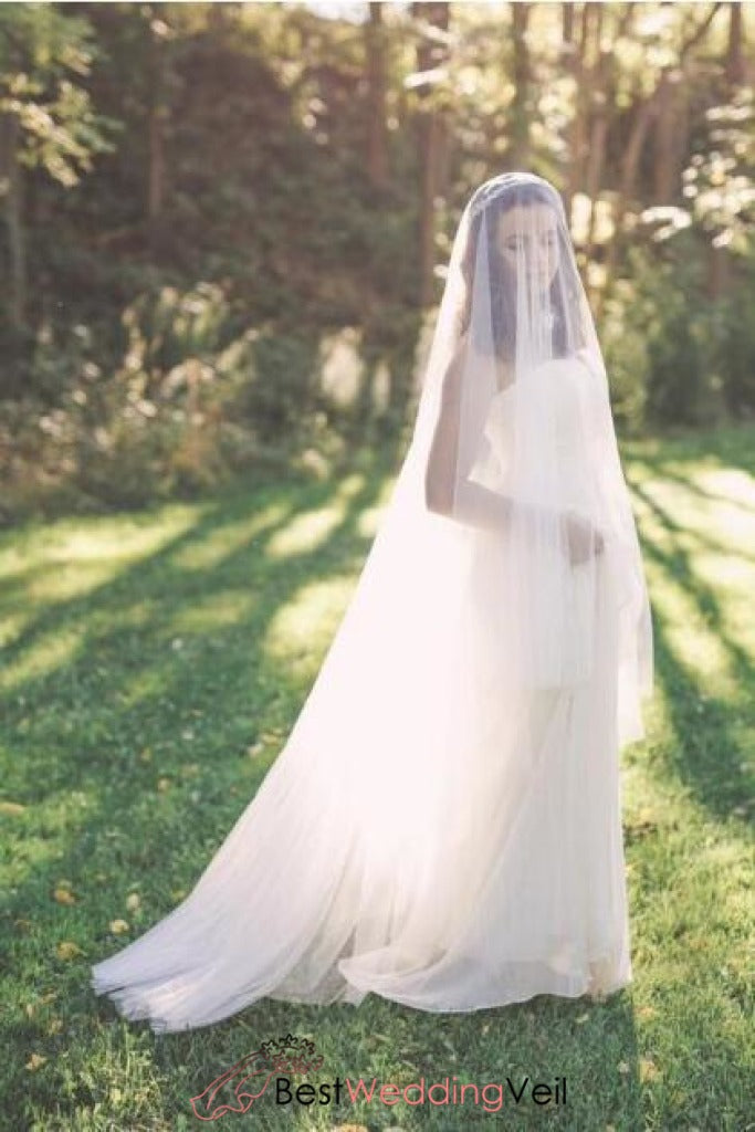 custom-made-ivory-bridal-veil-with-blusher-weddings-accessories