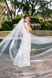 cut-edge-one-tier-beads-cathedral-length-wedding-veil