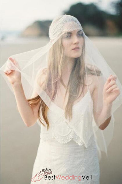 delicate-drop-tulle-beach-boho-style-wedding-veil