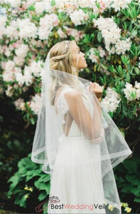 double-layer-fingertip-wedding-veil-with-blusher-circular