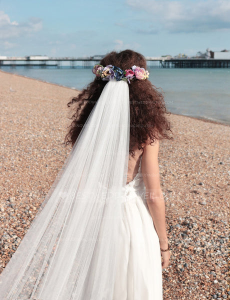 draping-style-bohemian-wedding-veil-single-tier-tulle-3