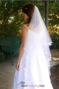 drop-style-wedding-veil-with-satin-ribbon-edge-and-blusher