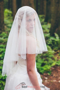 english-net-drop-elbow-wedding-veil-with-blusher