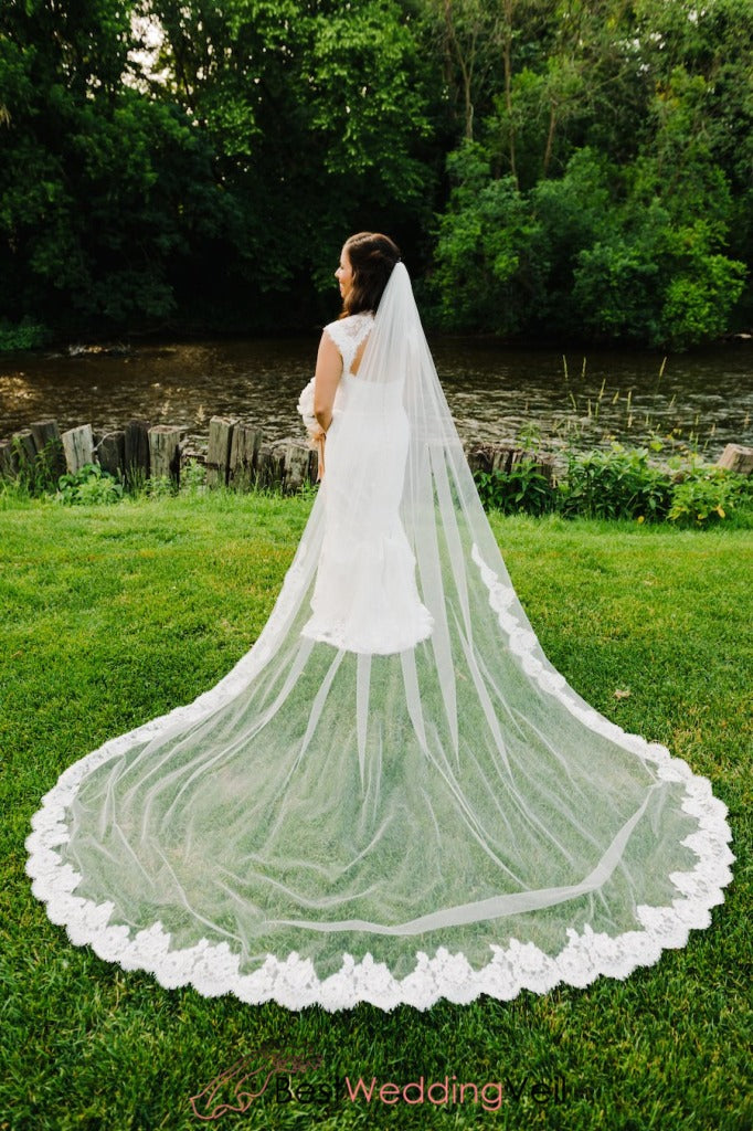 hot-style-cathedral-partial-lace-edged-wedding-bridal-veil