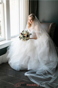 netting-edge-cathedral-length-veil-wedding-double-layers-tulle