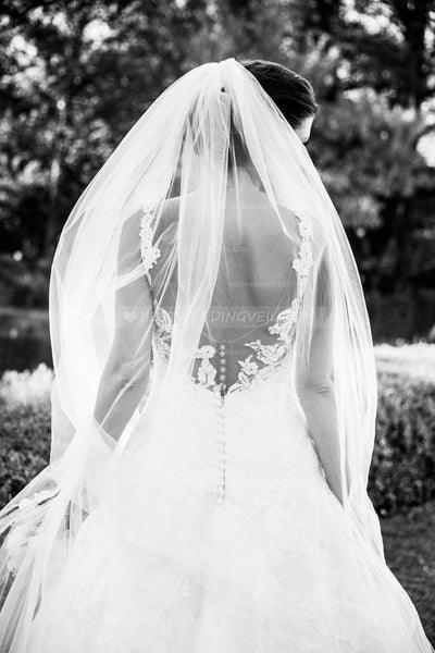 one-layer-hard-tulle-super-long-wedding-veil-with-comb