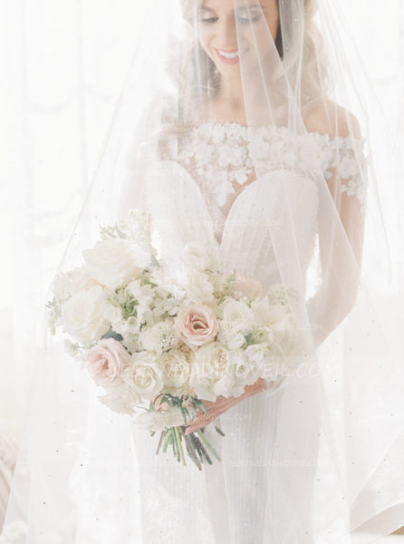 one-layer-tulle-romantic-ivory-bridal-veil-instagram-3