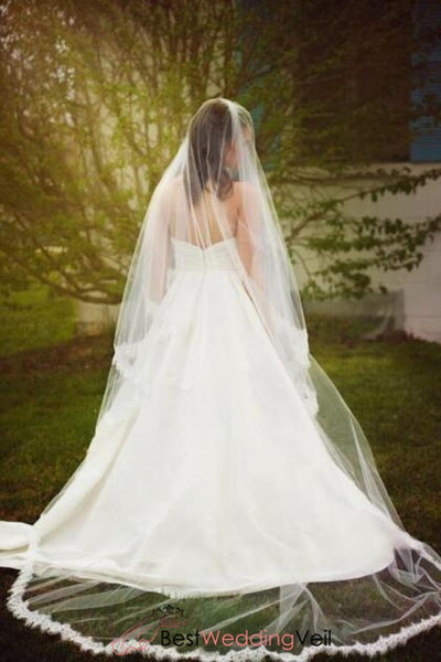 romantic-drop-style-eyelash-lace-wedding-veil-with-blusher