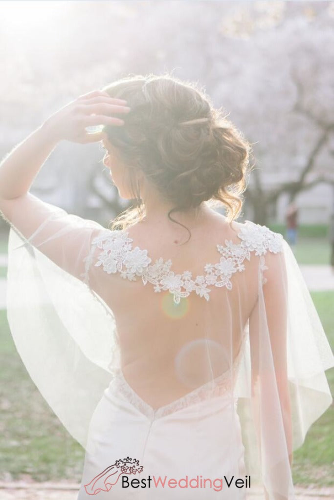 romantic-wedding-dress-shrugs-lace-applique-tulle-ivory-bridal-shawls