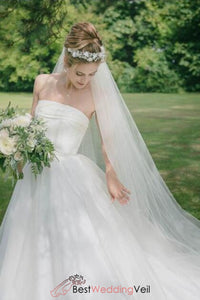 sheer-soft-ivory-tulle-veil-for-wedding
