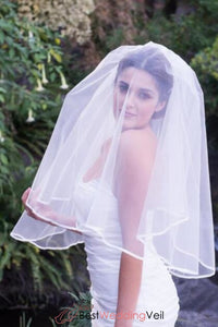 short-two-tier-bridal-blusher-veil-with-satin-ribbon-trim-edge