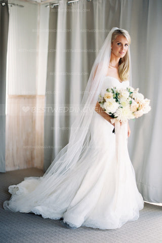 simple-long-tulle-ivory-wedding-veils-90-inches