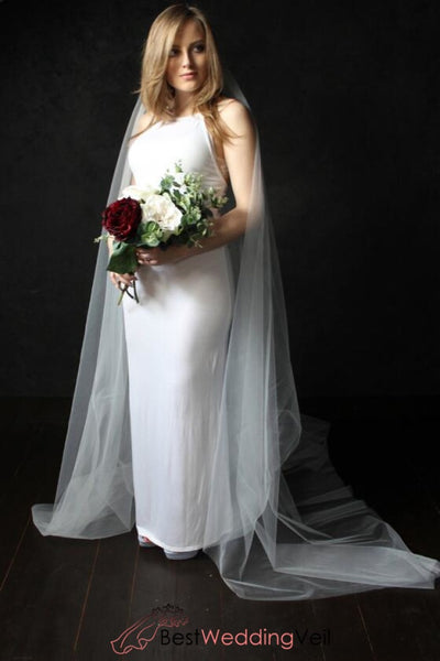 simplest-long-tulle-full-length-wedding-veils-shop