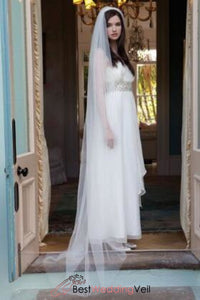 single-tier-tulle-long-bride-wedding-veils-online
