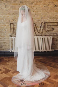 soft-tulle-chapel-length-ivory-bride-veils-double-layers